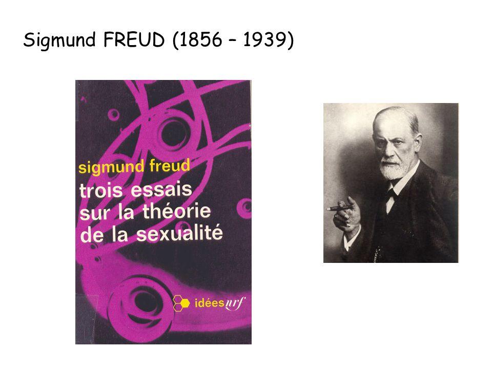 Sigmund FREUD (1856 – 1939) Sigmund Freud (1856-1939)