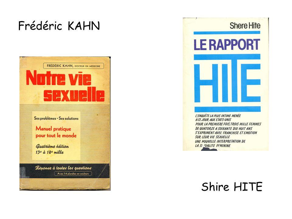 Frédéric KAHN Shire HITE