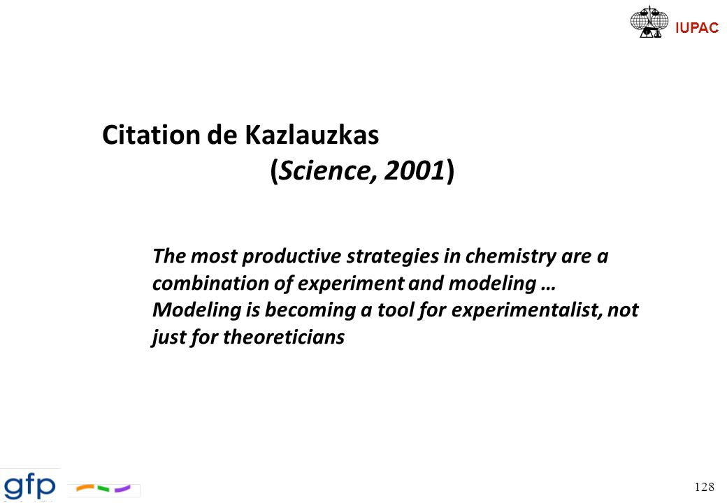 Citation de Kazlauzkas (Science, 2001)
