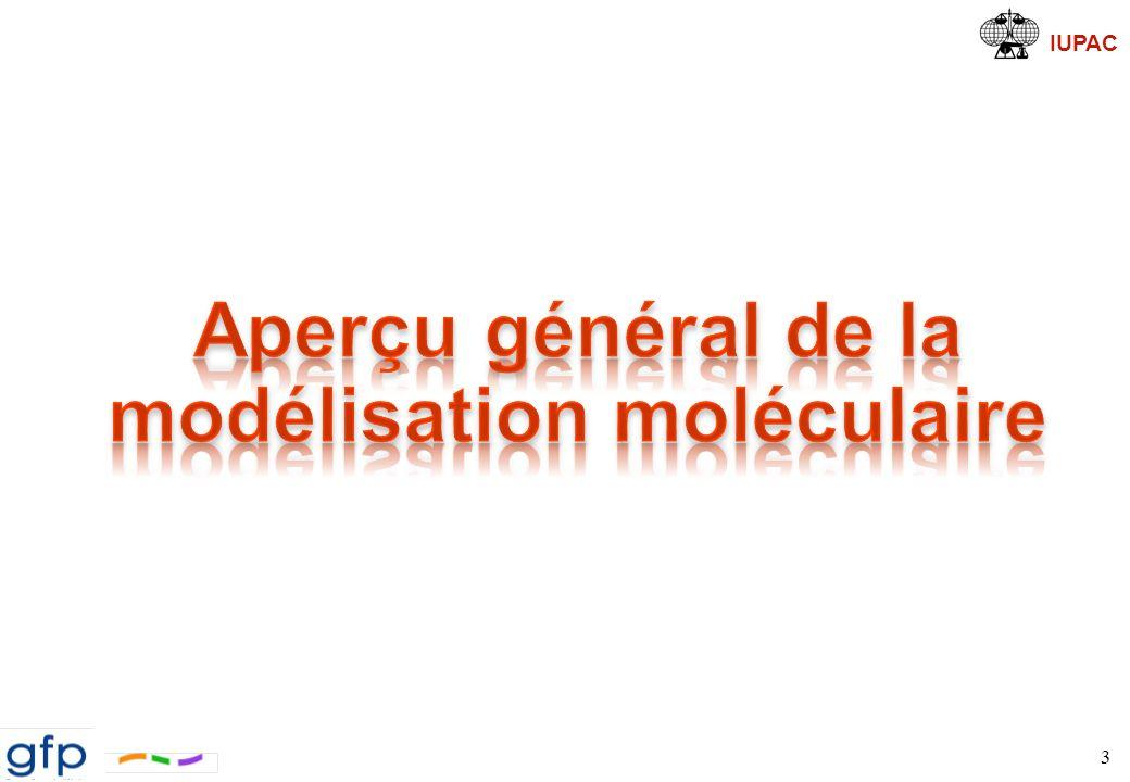 modélisation moléculaire