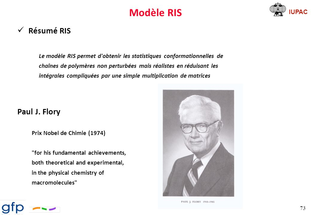 Modèle RIS Résumé RIS Paul J. Flory