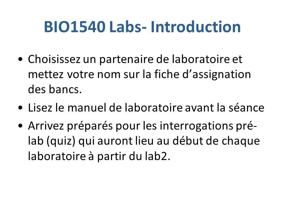 BIO1540 Labs- Introduction