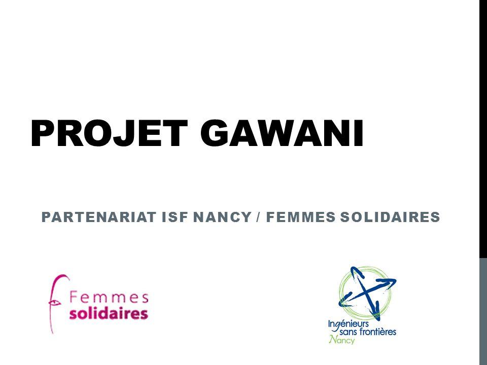 Partenariat ISF Nancy / Femmes Solidaires