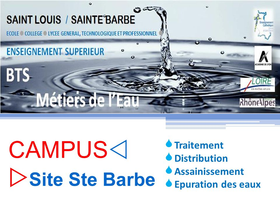 CAMPUS Site Ste Barbe