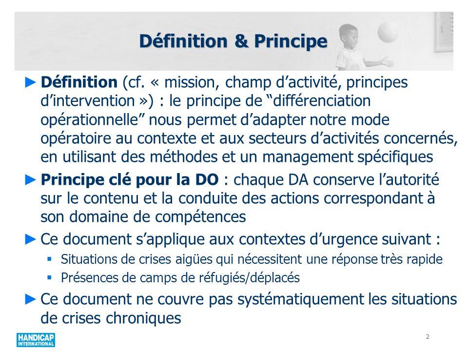 Définition & Principe