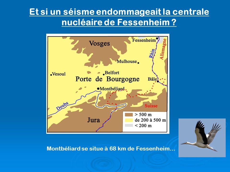 Et si un séisme endommageait la centrale nucléaire de Fessenheim