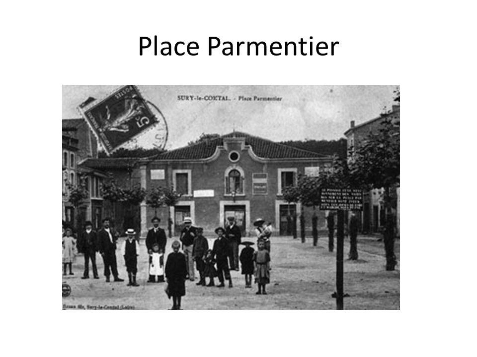 Place Parmentier