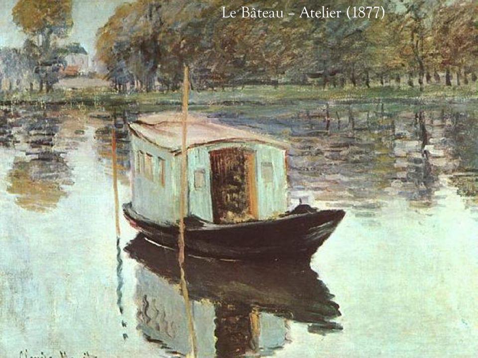 Le Bâteau – Atelier (1877)