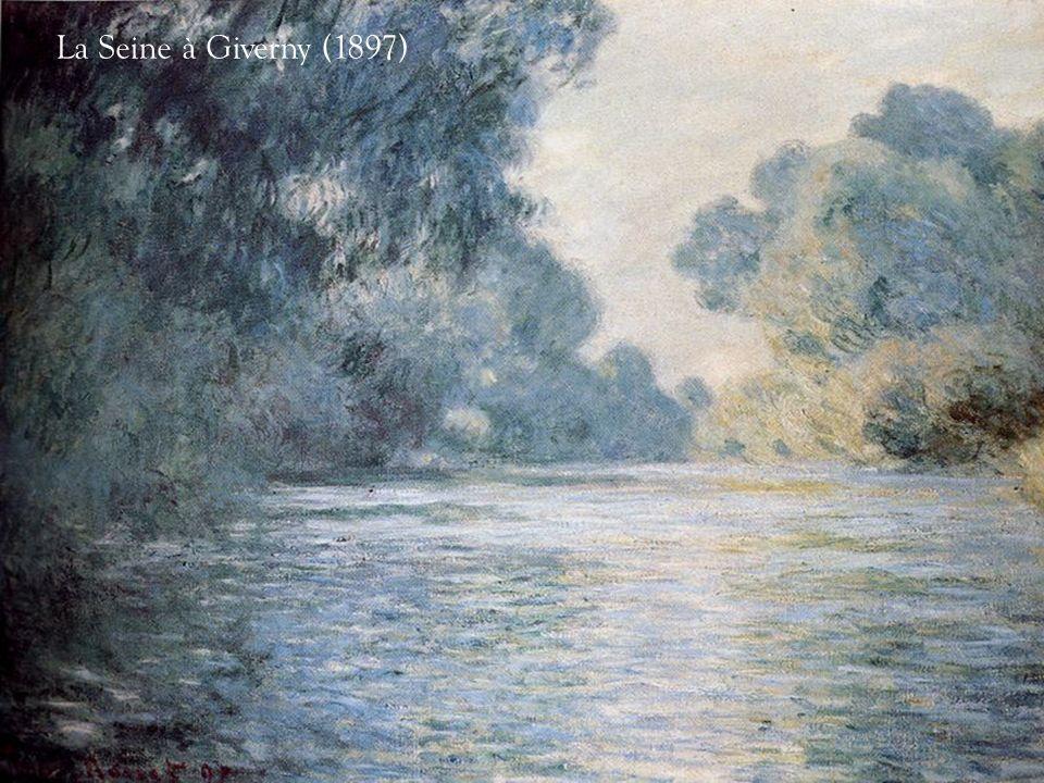 La Seine à Giverny (1897)