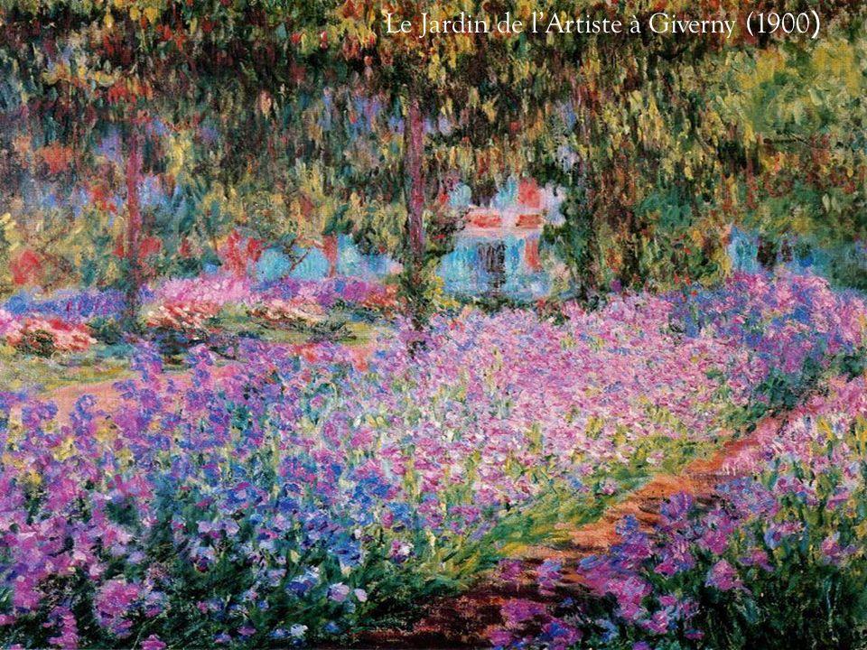 Le Jardin de l'Artiste à Giverny (1900)
