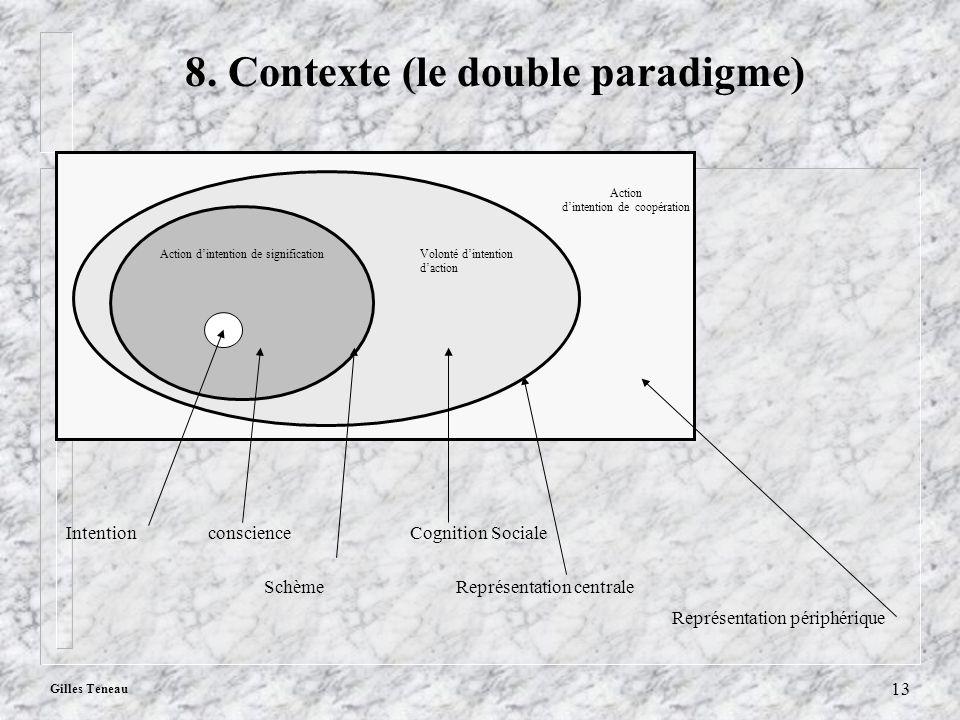 8. Contexte (le double paradigme)