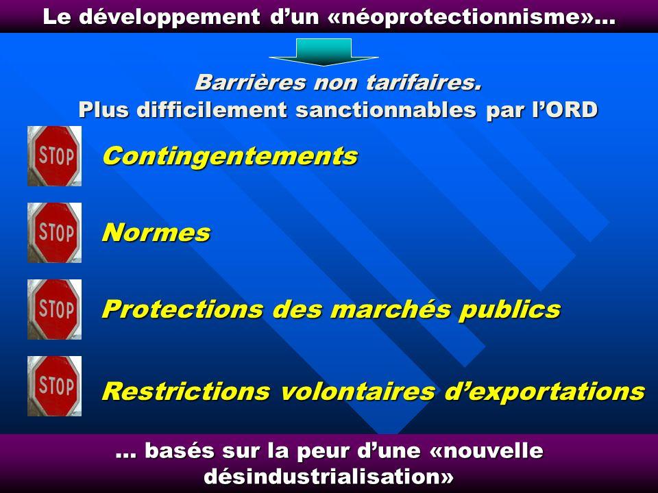Protections des marchés publics