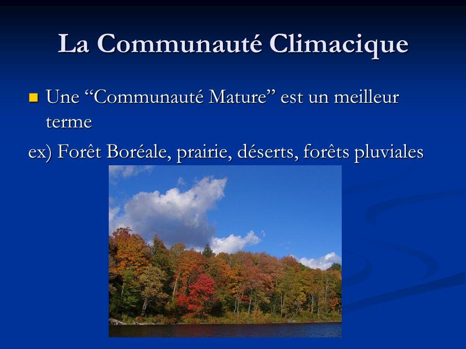 La Communauté Climacique