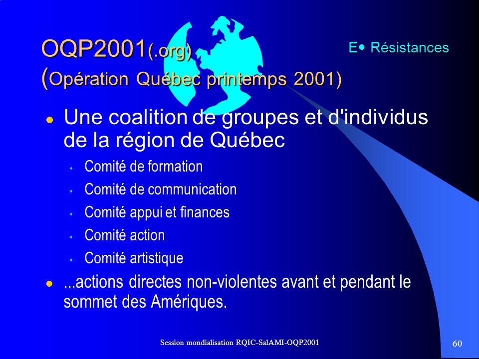 OQP2001(.org) (Opération Québec printemps 2001)