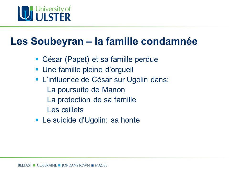 Les Soubeyran – la famille condamnée