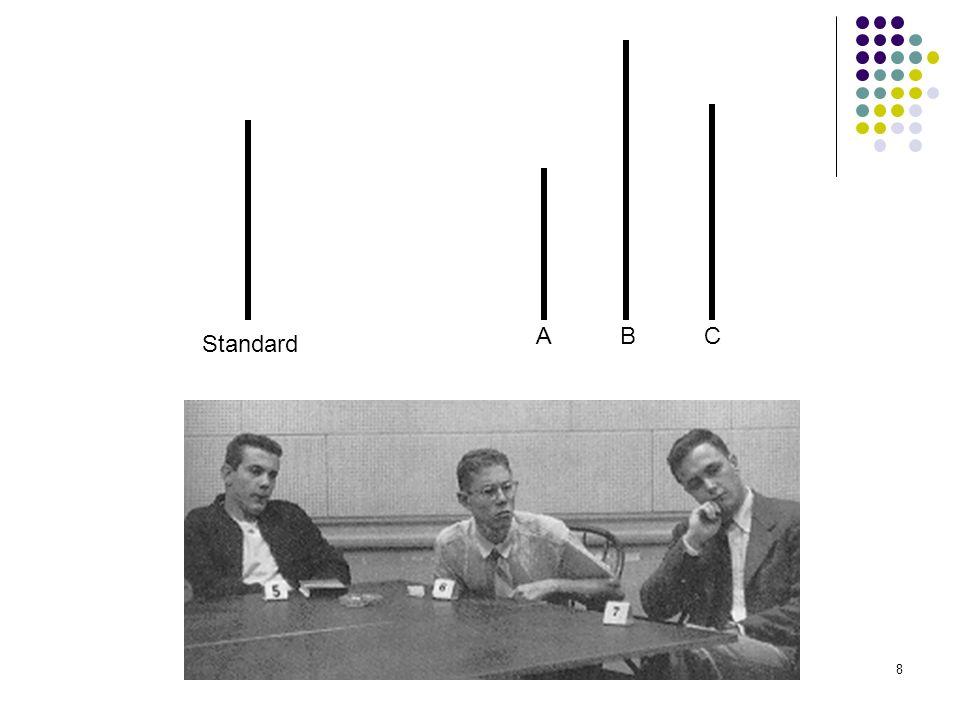 Standard A B C