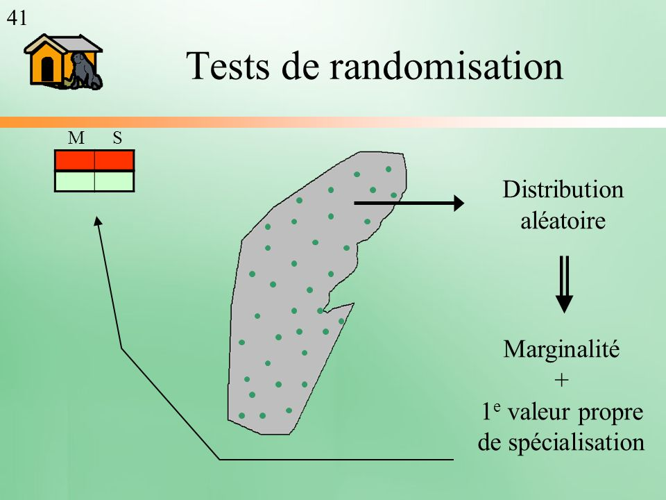 Tests de randomisation