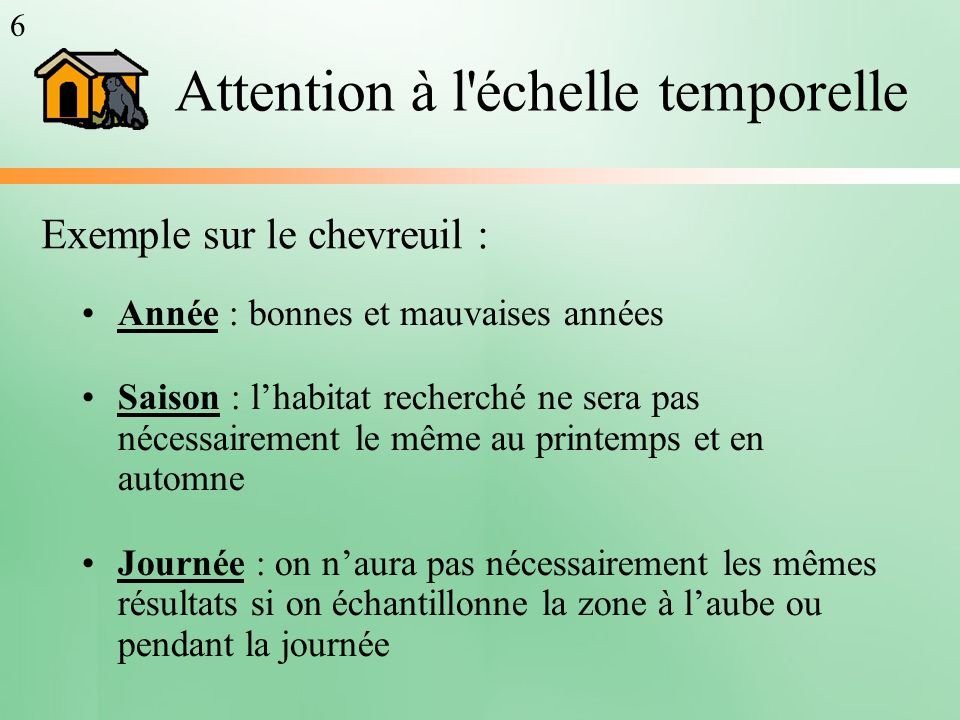 Attention à l échelle temporelle