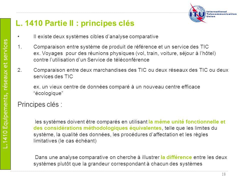 L. 1410 Partie II : principes clés