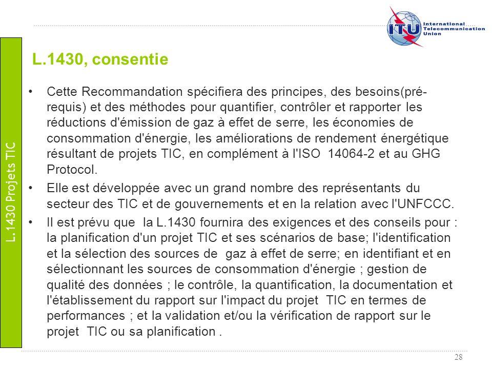 L.1430, consentie