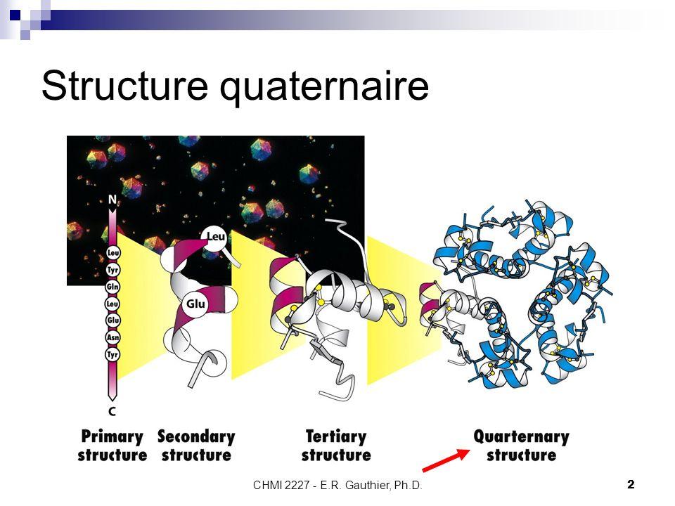 Structure quaternaire