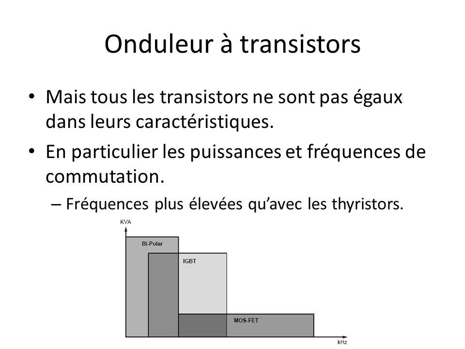 Onduleur à transistors