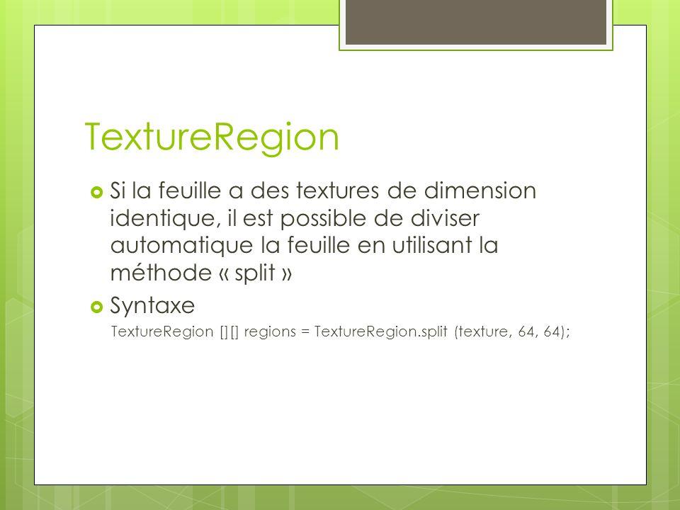 TextureRegion