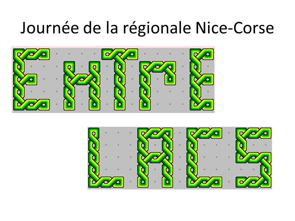 Journée de la régionale Nice-Corse
