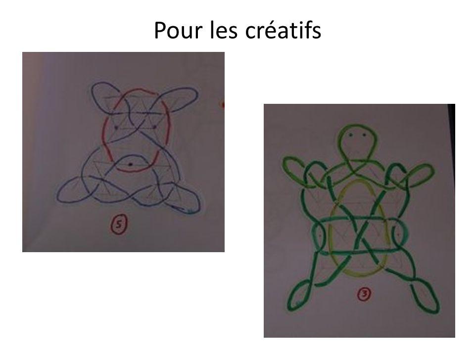 Pour les créatifs