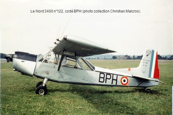 Le Nord 3400 n°122, codé BPH (photo collection Christian Malcros).