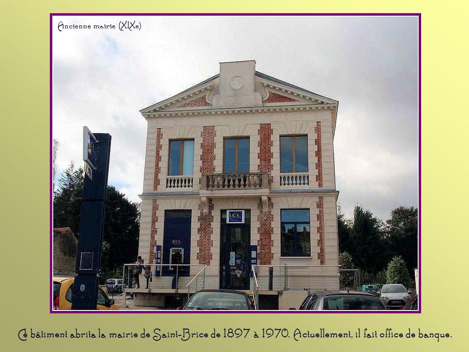 Ancienne mairie (XIXe)