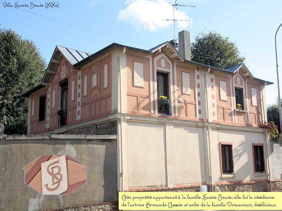 Villa Sainte Beuve (XIXe)