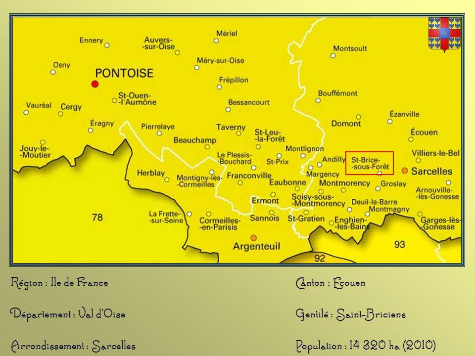Région : Ile de France Canton : Ecouen