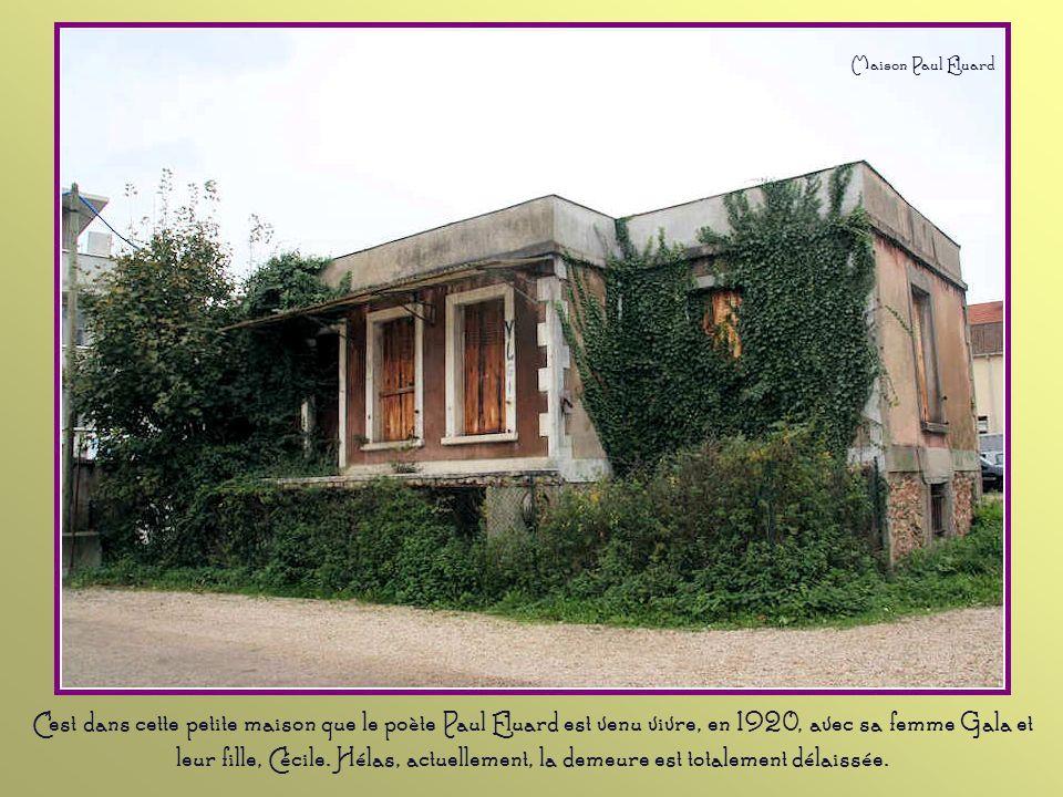 Maison Paul Eluard