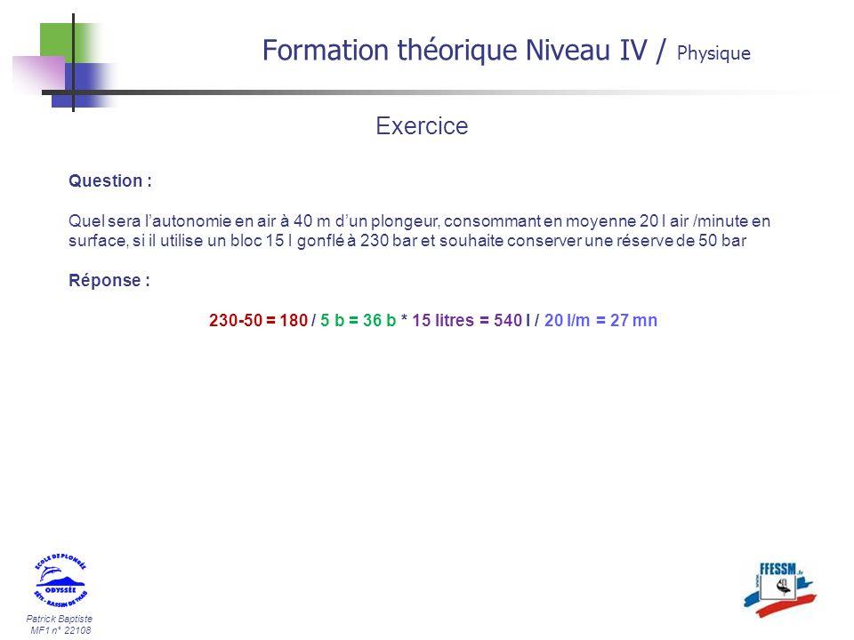 230-50 = 180 / 5 b = 36 b * 15 litres = 540 l / 20 l/m = 27 mn
