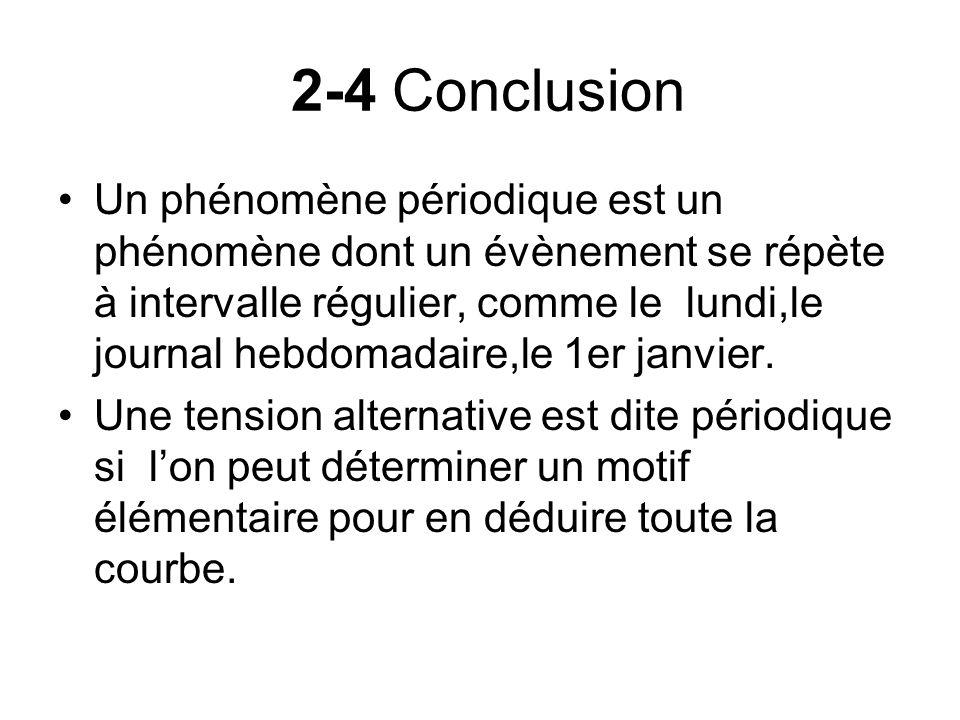 2-4 Conclusion