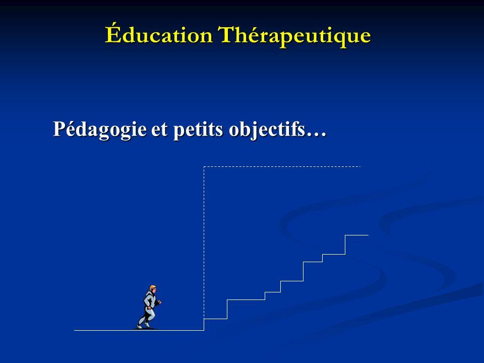 Éducation Thérapeutique