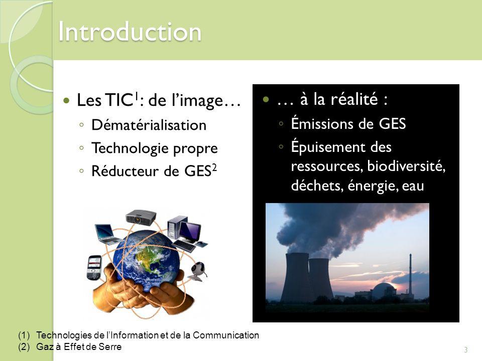 Introduction Les TIC1: de l'image… … à la réalité : Dématérialisation