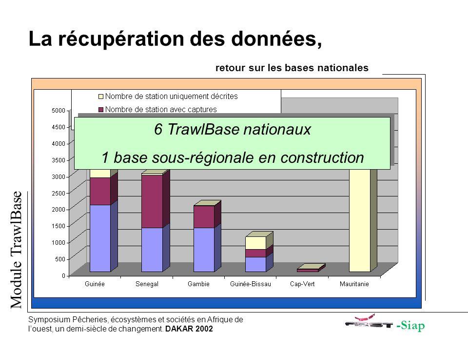 1 base sous-régionale en construction