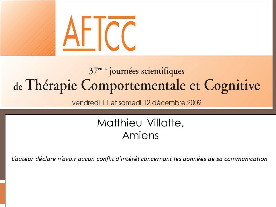 Matthieu Villatte, Amiens