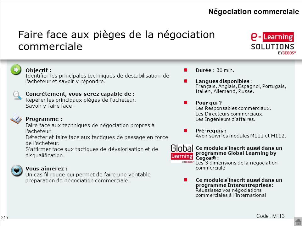 Faire face aux pièges de la négociation commerciale