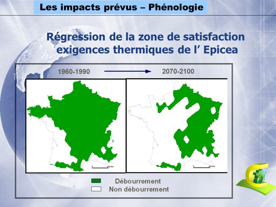 Régression de la zone de satisfaction