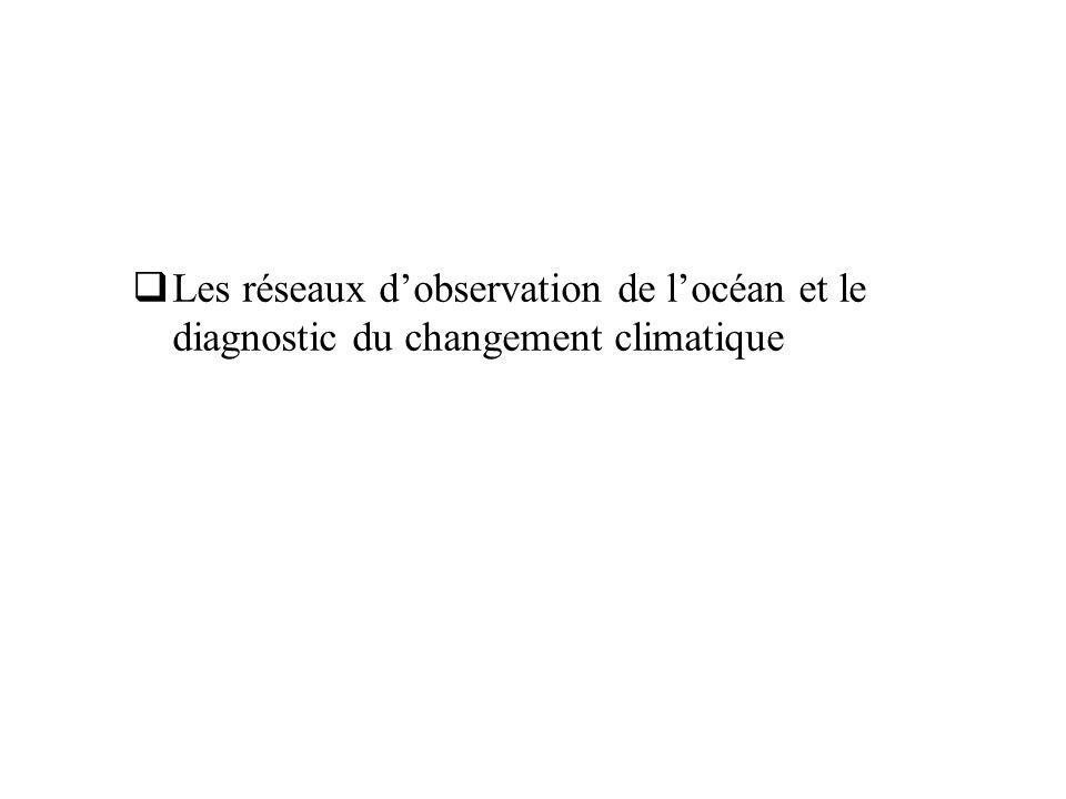 L'océanographie opérationnelle et la prévision océanique