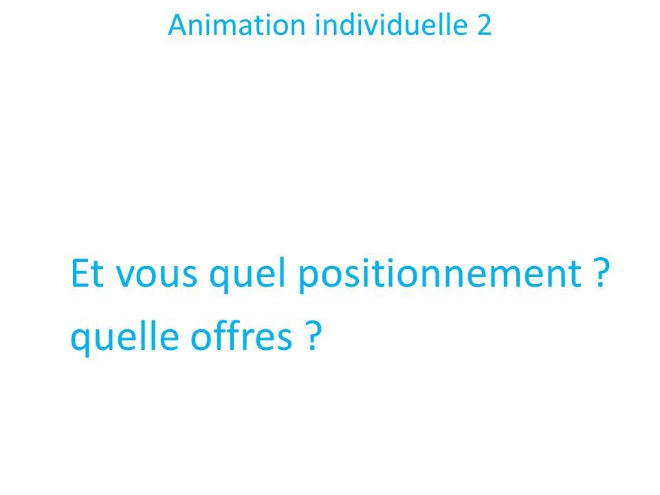 Animation individuelle 2