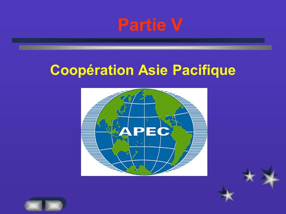 Coopération Asie Pacifique