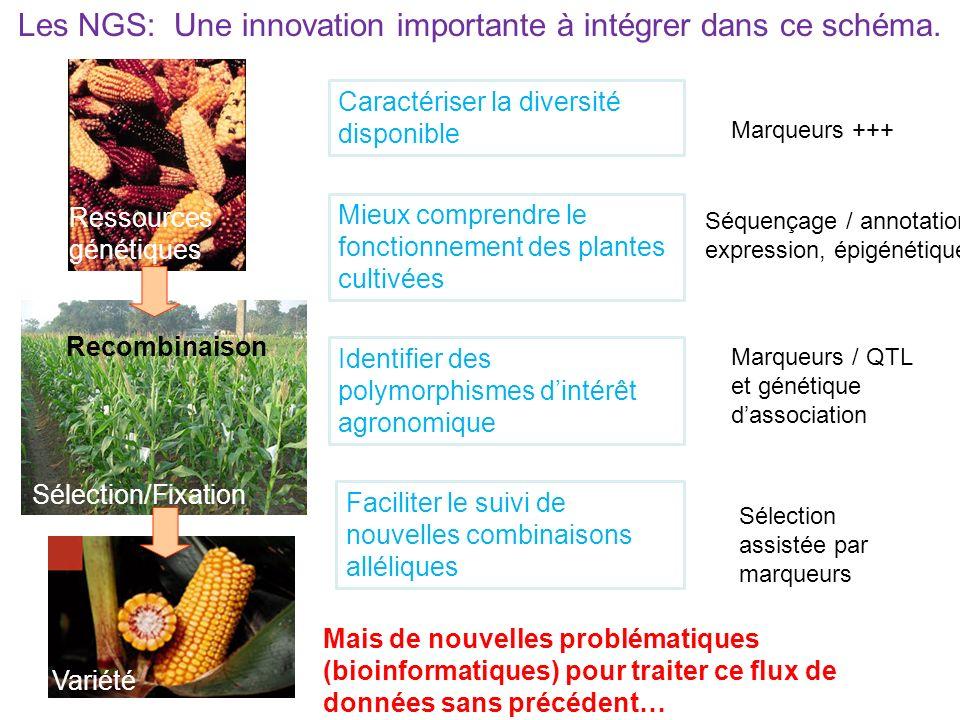 Les NGS: Une innovation importante à intégrer dans ce schéma.