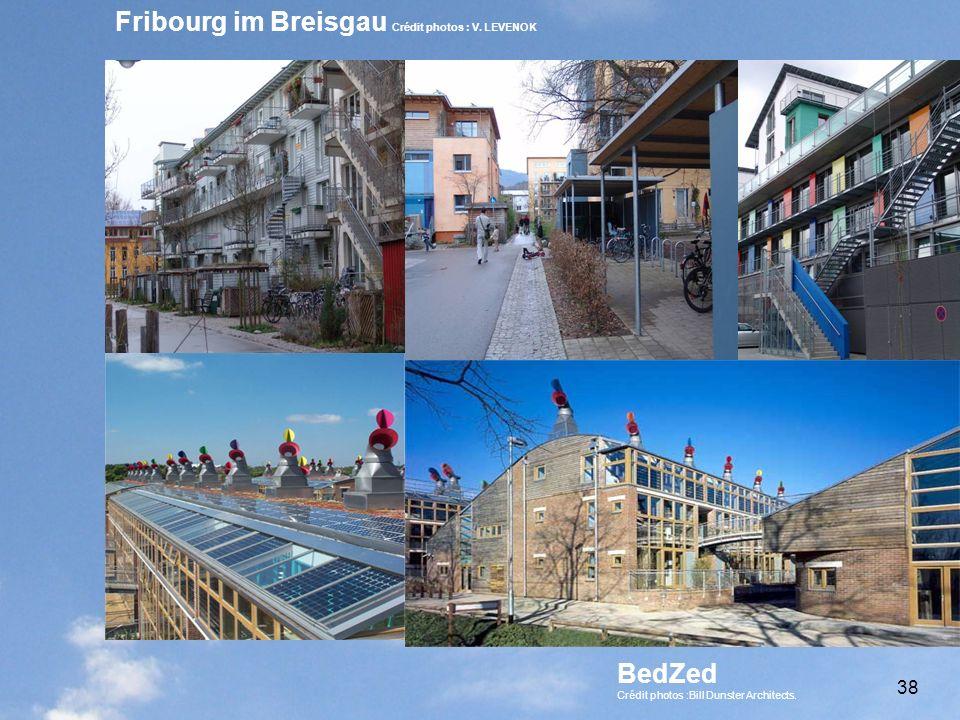 Fribourg im Breisgau Crédit photos : V. LEVENOK