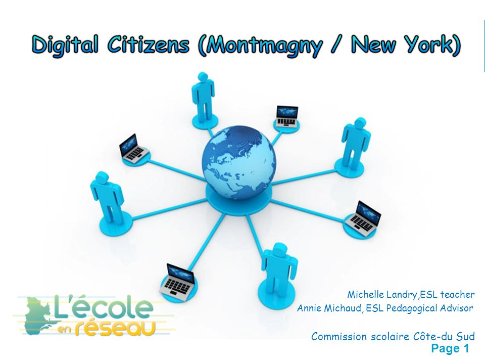 Digital Citizens (Montmagny / New York)