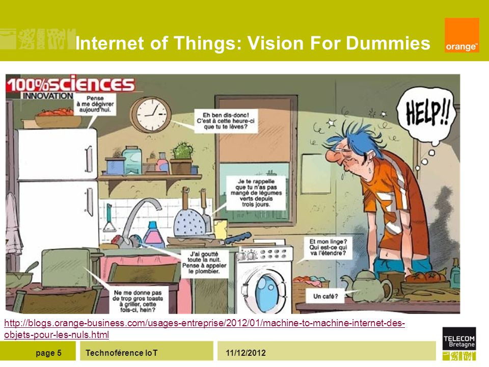 The Internet of Things Explained
