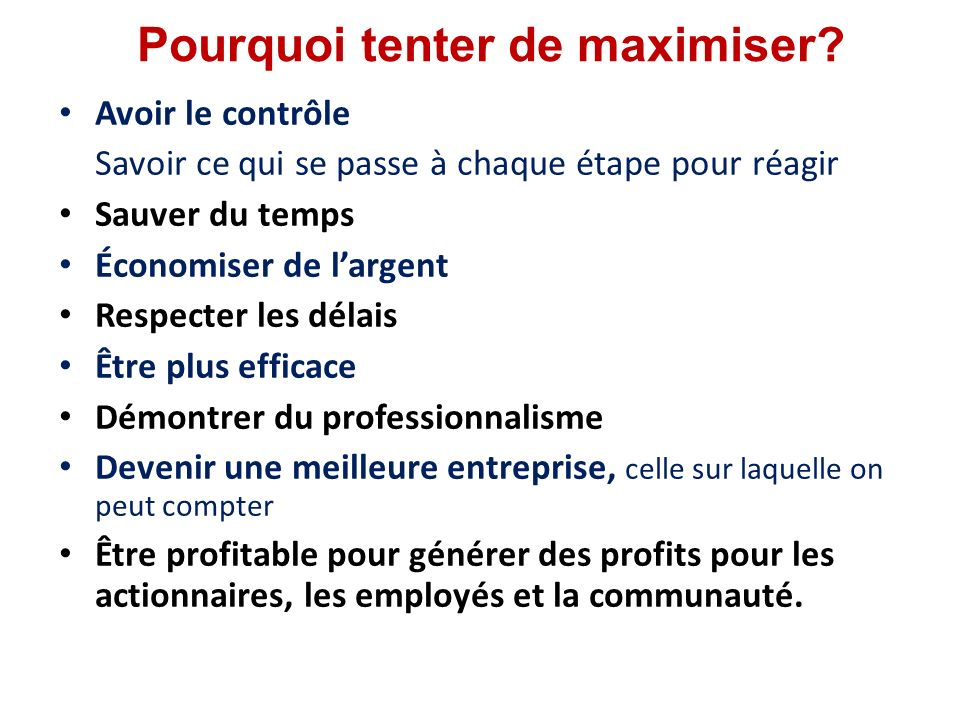 Logistique et transport international ppt video online for Entreprise lucrative